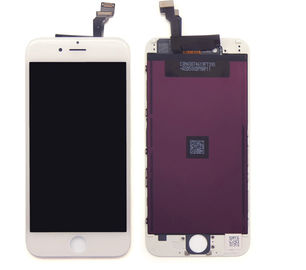 China Purpurrote LCD-Bildschirm-Ersatz-/Handy-Schirm-Reparatur-Teile Iphone 6 usine